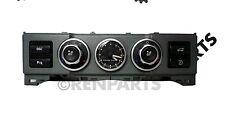 Range Rover Vogue L405 13-Onward Clock Parking Aid Heater Switch Panel YFB000092