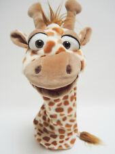 Living Puppets  Handpuppe  Giraffe  Quasselwurm ca.39 cm  NEU