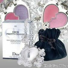 100% AUTHENTIC Exclusive RARE DIOR PRETTY JEWEL CRYSTAL Lipgloss HEART LOCKET