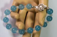 Gefärbte-Jade Echtschmuck-Armbänder für Damen