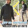 Ultra-Light Rainproof Sunscreen Windbreaker Men Women Outdoor Fishing Hiking HOT