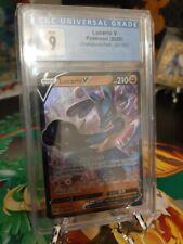 Pokemon Lucario V 027/073 Champions Path CGC 9 Mint