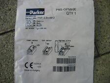 New Parker P8S-GPMHX solid state sensor PNP