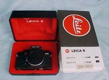 Leica R5 35 mm SLR Camera Body in Orig Leitz Box+Presentation Case Mint