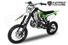 XL 14/12 Reifen 65cc Dirtbike NRG65 GTR wassergek. Crossbike Pocket Bike Enduro