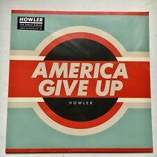 HOWLER - AMERICA GIVE UP SEALED  RECORD LP