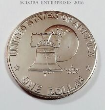 1976 S EISENHOWER *PROOF* DOLLAR COIN TYPE I (1)  **FREE SHIPPING**