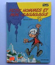 BD SERON LES PETITS HOMMES n° 25 Petits Hommes Et Mini Gagagags EO de 1989