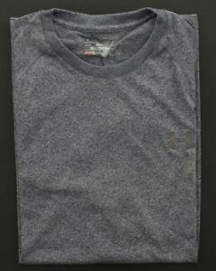 Under Armour T Shirt Heatgear Men's Athletic Polyester Active Short Sleeve Tee