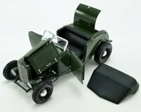 1932 Ford Highboy Roadster-Olive Drab Green ACME 1:18 Diecast PRE-ORDER LE MIB