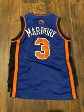 Stephan Marbury New York Knicks Jersey de la Juventud Medio
