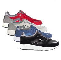 Scarpe Sneakers Karhu Aria pelle veste un numero in meno stringata uomo F80300