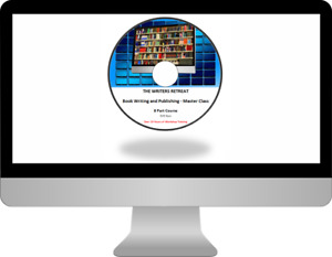 Book Writing Publishing Course Tuition Training Guides Kindle 10+hours  DVD+ D/L