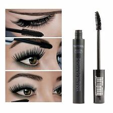 Mascara Wimpern schwarz Long Curl Waterproof Eye Lashes Damen Make up