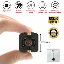 1080P Mini Kamera SQ11 Überwachungskamera Nanny Cam spy cam camera Kamera DE