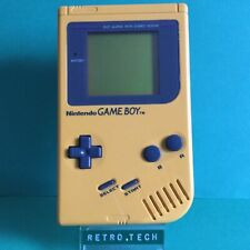 Original Nintendo Gameboy - DMG-01 (Yellow) *4485*