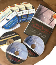 7 DVDs - STEVE NISON'S PROFITING IN FOREX & Samurai Trader Candlestick Charting
