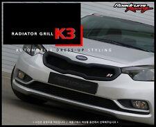 ROADRUNS Replacement Radiator Grille for KIA Forte K3 Sedan 2014+ (PAINTED)