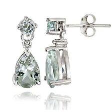 Green Natural Amethyst Fine Jewellery