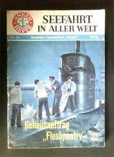 SEEFAHRT IN ALLER WELT  Nr.: 59  Britisches Unterseeboot Seraph
