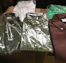 lot de 150 vêtements vintage enfants garcon fille polo chemises neuf revendeur