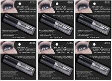 6 Ardell Brush-On Lash Adhesive Eyelash Glue Clear False Fake Lashes Eyelashes