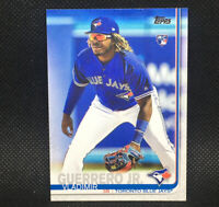 2019 Topps Complete Set Variation Vladimir Guerrero Jr. Blue Jays RC Rookie #700
