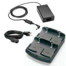 Motorola SAC5500-4000CR 4-Bay Ladegerät Batterie Halterung MC55 MC65 MC65A MC67