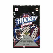 1990-91 NHL Upper Deck Low Series Hobby Hockey Cards - 36 Pack Box Jagr RC