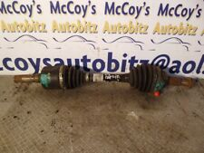 CHEVROLET CAPTIVA 2.0 VCDi AUTO 2008 DRIVESHAFT REAR N/S LEFT PASSENGER SIDE