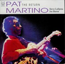 PAT MARTINO  the return  LIVE 87