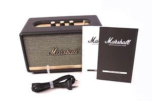 Marshall Acton II Bluetooth Lautsprecher Speaker App-steuerbar 2x 30W + 2x15W