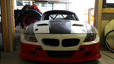BMW Z4 V8 Rennwagen www.carbon-goeke.de