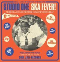 SOUL JAZZ RECORDS PRESENTS/STUDIO ONE SKA FEVER!  CD NEW!