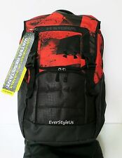 NEW UNDER ARMOUR Ruckus Storm Unisex Backpack Red/Black 1238441-200 MSRP $95