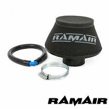 Kit induction pour VW SEAT Mii Skoda jusqu' Citigo Ramair mousse cône filtre à air d'admission