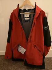 Quiksilver Travis Rice Stretch Snow Jacket £330 Size Large Mens Snowboard ski