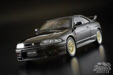 [KYOSHO ORIGINAL 1/43] Nissan Skyline GT-R BCNR33 Sports Wheel Black K03345BK