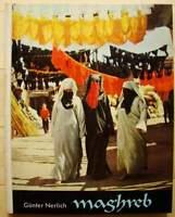 1971 Rare Photo album MAGHREB Morocco Algeria Tunisia Maroc by Gunter Nerlich