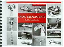 Iron Menagerie - Step by Step Instructions for Forging Animal Heads