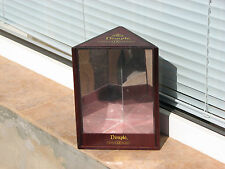 Dimple whiskey wooden box aged 15 years triangular rare used