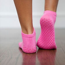 Toezies The Original 1/2 Toe Socks for Yoga/Pilates Pink Cotton Candy