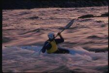 155050 kayakista Baffin Isla A4 Foto Impresión