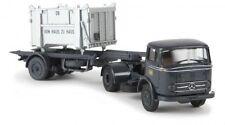 BREKINA Fahrzeugmarke MB Auto-& Verkehrsmodelle mit Lkw-Fahrzeugtyp aus Kunststoff