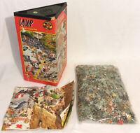 Heye Monaco Grand Prix 2000 Piece Jigsaw Puzzle 1997