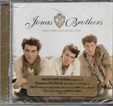 Jonas Brothers – Lines Vines & Trying Times  CD 2009