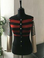 BNWT Karen Millen Striped Cardigan - Size 2 - UK 10
