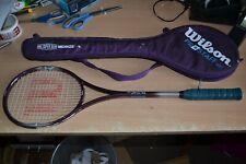 Wilson Prostaff 420 Squash Racket with case - #AC