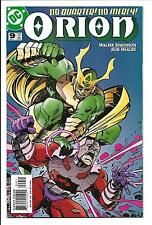 ORION # 9 (DC COMICS, FEB 2001), NM