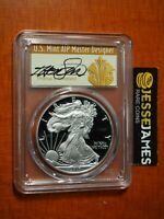 2017 S PROOF SILVER EAGLE PCGS PR70 DCAM CLEVELAND ART DECO FIRST DAY OF ISSUE